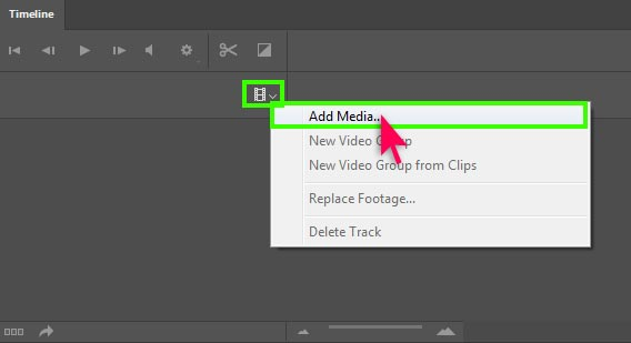 Video noise reduction in Photoshop cc 2017