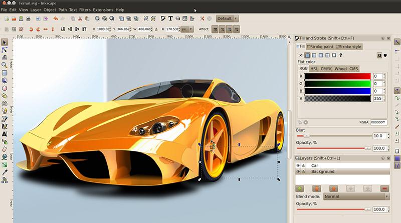 Best Free Design Software Inkscape