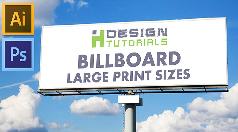 Prepare Graphics And Images For Huge Billboard Print Sizes